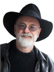 Sir <b>Terry Pratchett</b> - Sir-Terry-Pratchett-227x300